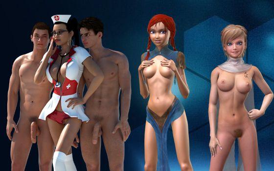 Télécharger des jeux sexuels avec le sexe nu et porno animée