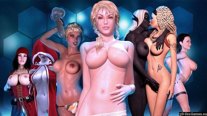 Jeux de sexe avec des filles