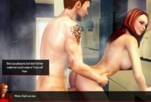 Sexy filles jouant dans le porno mobile
