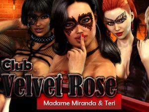 Club Velvet Rose jeu flash de sexe