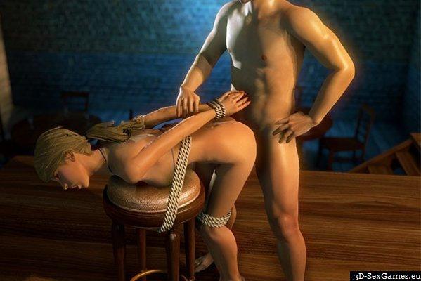 jeu bondage