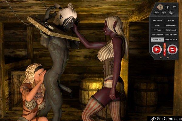 Esclave lécher le cul