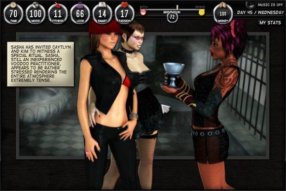 Jeux de sexe lesbiene