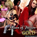 Réaliste des jeux de sexe par la vie Lesson of Passion