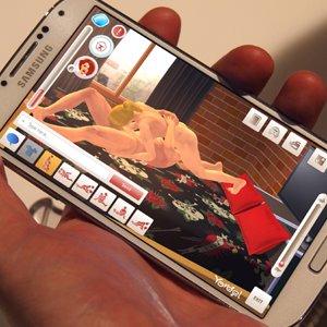 Jeux porno mobile et jeux porno Android pour téléphones