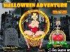 Halloween sexe partie dans le jeu flash sexe