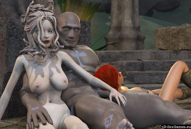 monstre de sexe jeu de sex