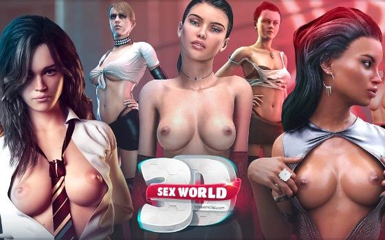 Sex World 3D XXX APK porno jeu telecharger