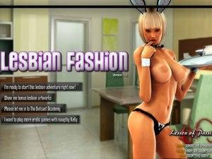 Lesbian Fashion Jeu en ligne gratuit lesbiennes