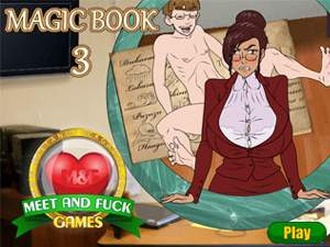 Magic Book 3 MILF jeu de sexe