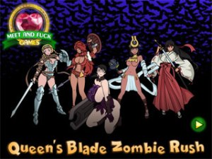 Queen's Blade jeu de porno gratuit