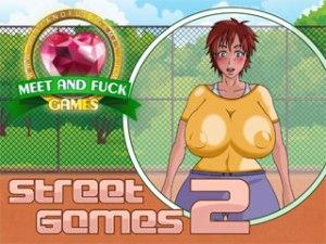 Jeux rue 2 jeu extérieur du sexe