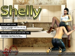 Shelly the escort girl