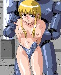 Sex robot innocent de porno anime
