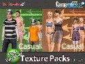 Vetements sexy pour les modeles 3d
