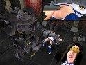hentai 3D jeu avec grand robot baise fille
