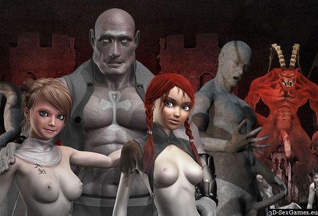 Jeux porno fille virtuelle